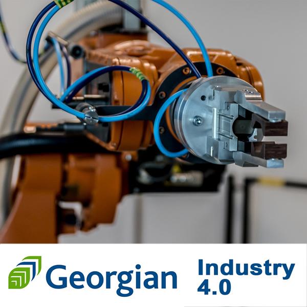 Case Study 9 Georgian College Competitive Smart Manufacturing Program Doran Strategic Consulting